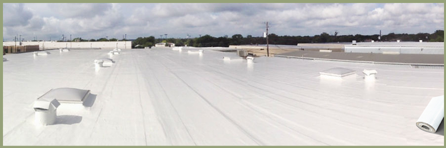 Modified Bitumen Flat Roofing, Increased Building Insulation